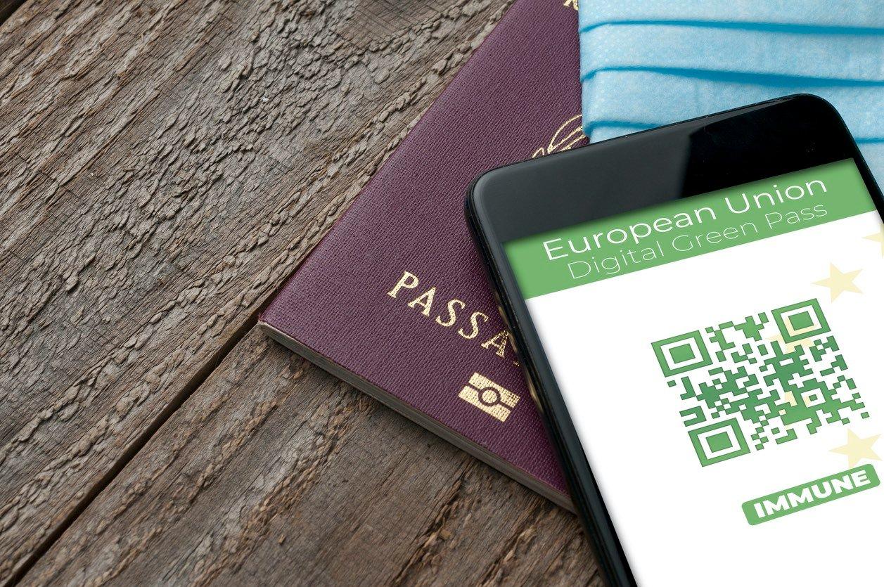 Green Pass - perché è pericoloso pubblicare il qr code sui social - certificato verde - Europa - Migliore Informatica